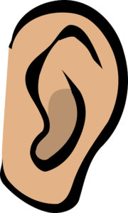 Ear Listen Hear Gossip Sound  - Clker-Free-Vector-Images / Pixabay